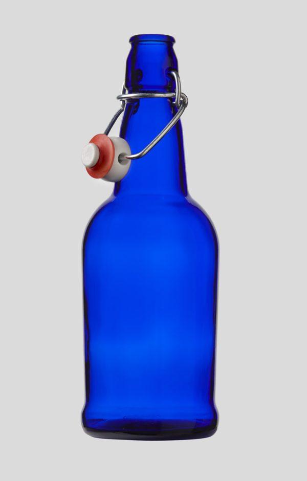 500ml blue ez cap
