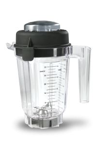 Vitamix 32 oz container with wet blade and Lid