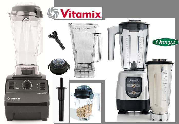 Blenders & Parts - Vitamix