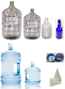 Bottles, Caps, Droppers, Spray, Pump, Jars
