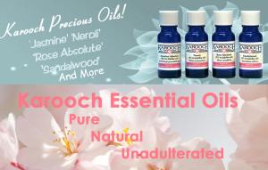 Aromatherapy - Essential Oils & Bottles
