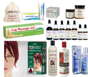 Beauty & Hair Products