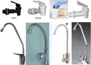 Faucets - Coolers and Pantry