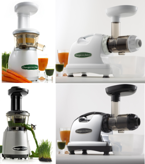 Low Speed / Press / Masticating Juicers