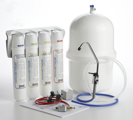 Waterite's Vectapure 360 Reverse Osmosis Drinking Water System