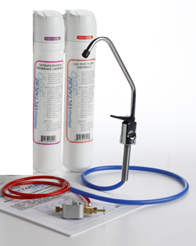 Waterite's Vectapure 360 2 stage water filter system