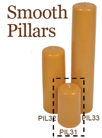 PIL31 Smooth pillar 2