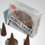 Incense White Sage 10 cones