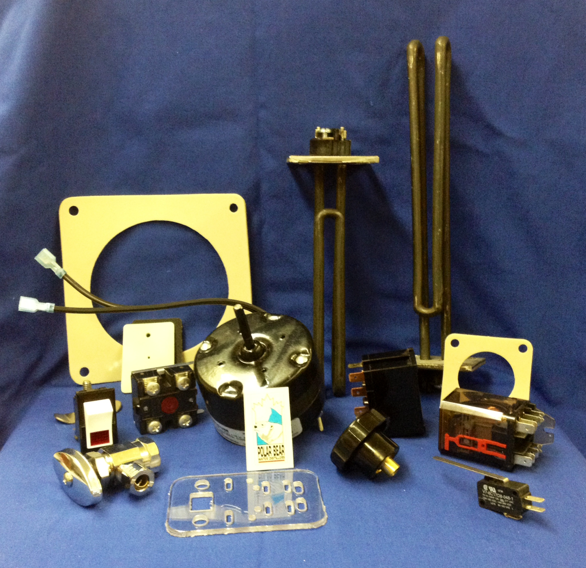 Water Distiller Parts ~ Shop polar bear health water food store