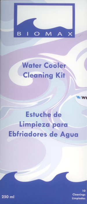 BioMax - water cooler cleaning kit