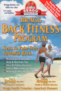 Book - Bragg Back Fitness Program