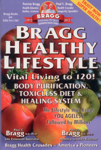 Book - Bragg Healthy Lifestyle