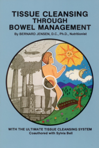 Book - Tissue Cleansing Bowel Management