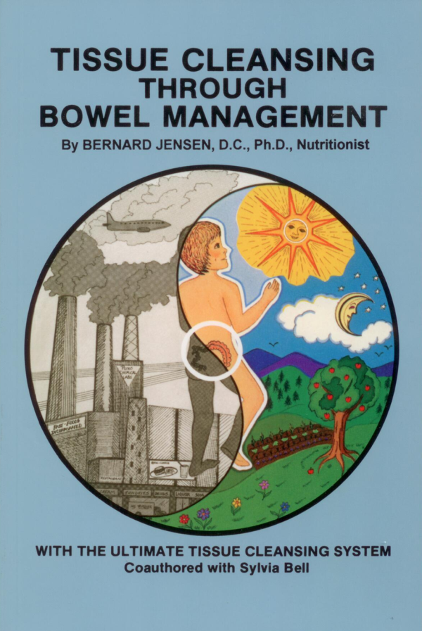 Book – Tissue Cleansing Bowel Management