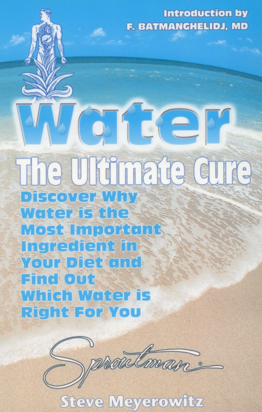 Book - Meyerowitz Water The Ultimate Cure