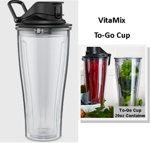 VitaMix To Go Cup