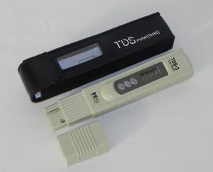 Tester HD Digital TDS-3 TDS Meter