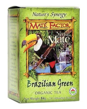 Mate Factor - Brazilian Green Tea - 20 bags