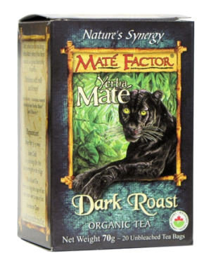Mate Factor - Dark Roast Tea - 20 bags