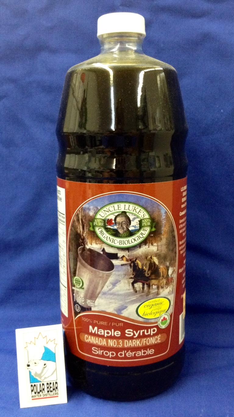 Organic Maple Syrup #3 Dark