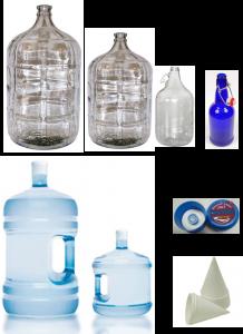 Bottles Water & Drinking