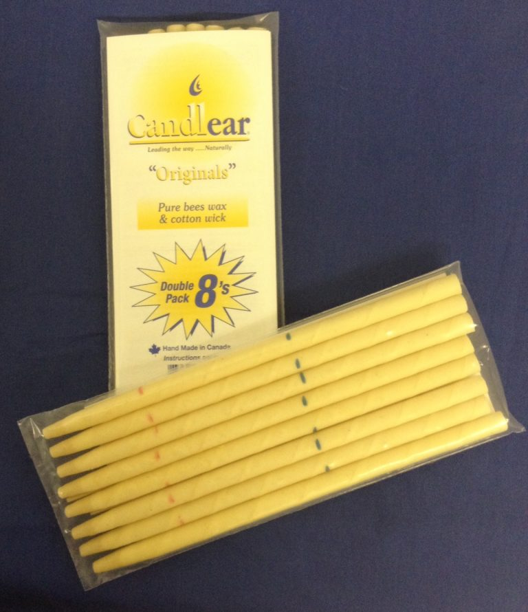 Candlear Ear Candles – 8 pack