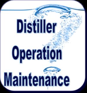 Distiller Operation Guide