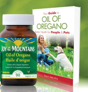 Joy of the Mountains Oil of Oregano 90 capsules