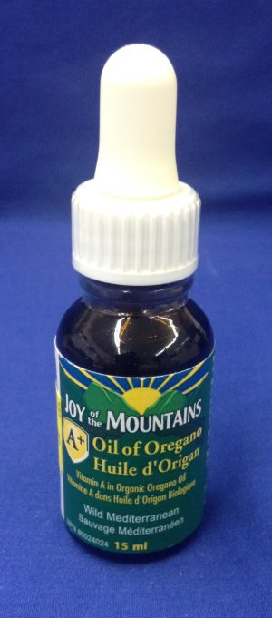 Joy of the Mountains Oil of Oregano 15 ml