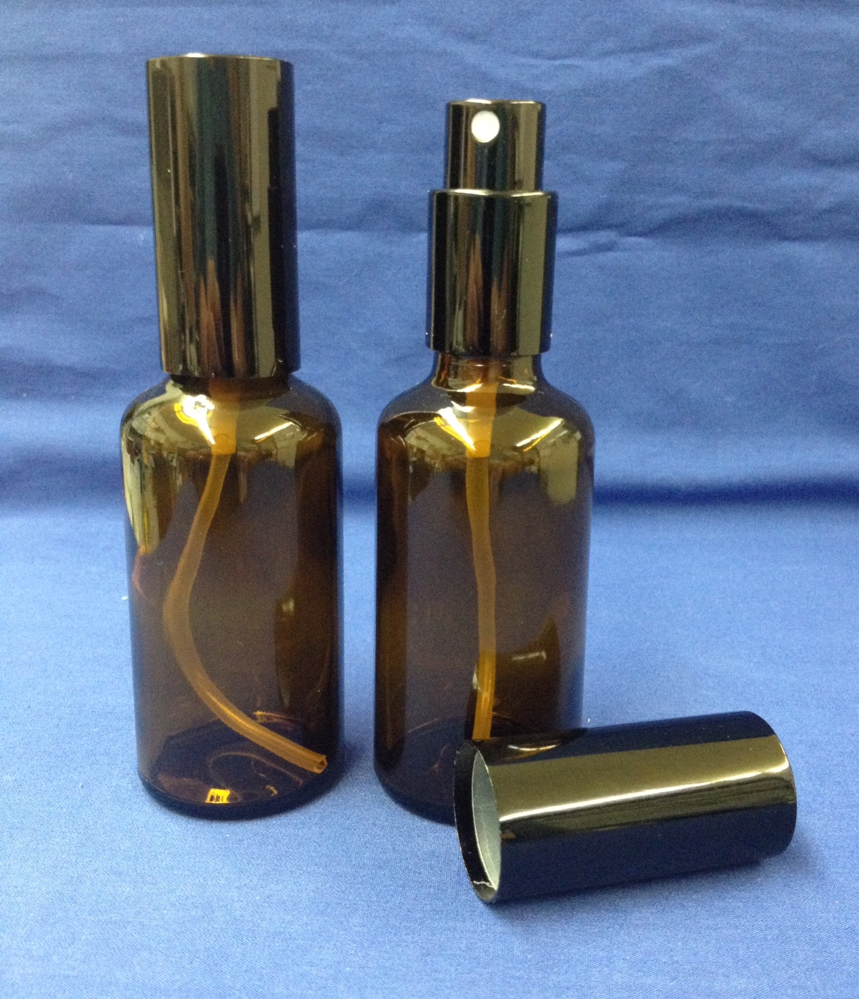 50 ml amber black spray