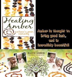Jewellery - Amber & Gemstones