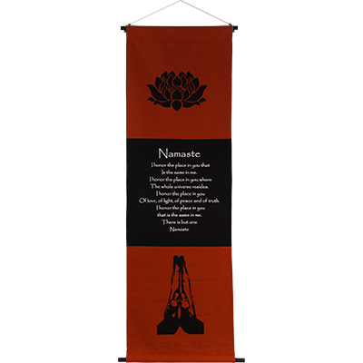 Banner - Namaste 57493