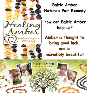 About Healing and Teething Amber
