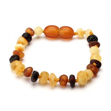 Amber Bracelet Multi Clasp Png