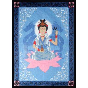 Tapestry - Kwan Yin