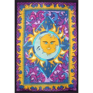 Tapestry - Celestial Sun & Moon