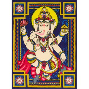Tapestry - Lord Ganesha