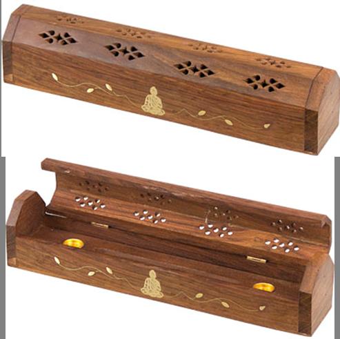 Incense – Storage box Buddha 89181