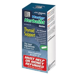 Bell #78 Thyroid Support 90 Capsules