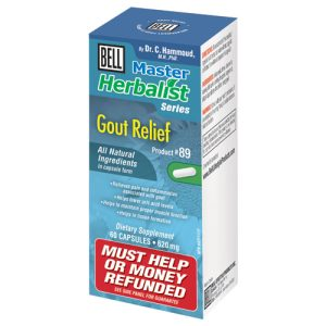Bell #89 Gout Relief