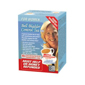 Bell 4B Bladder Control Tea For Women