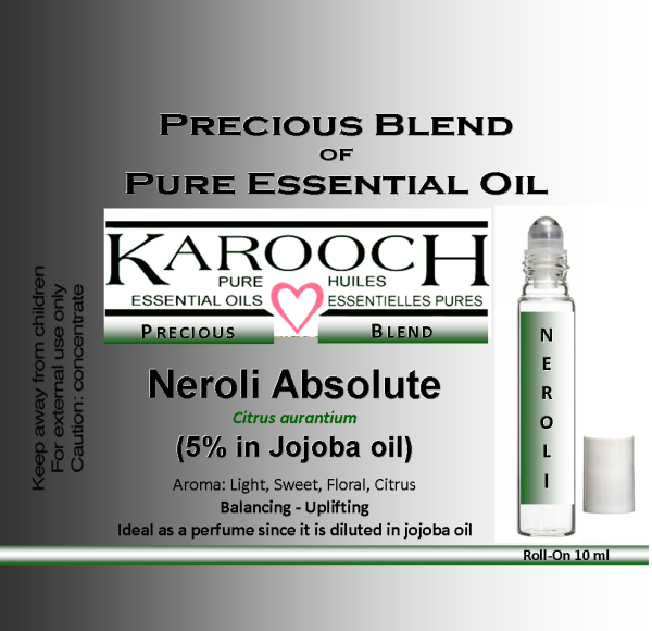 Precious Neroli roll on