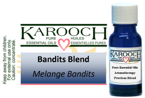 Essential Oil Bandits Blend 15ml