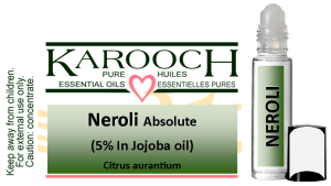 Essential Oil Neroli 5% in Jojoba oil 9.5 ml