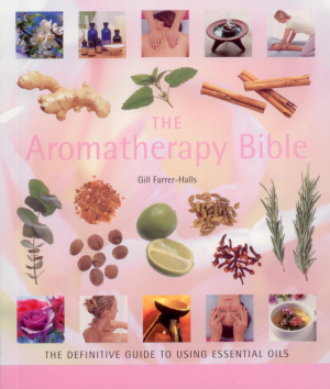 Book Aromatherapy Bible