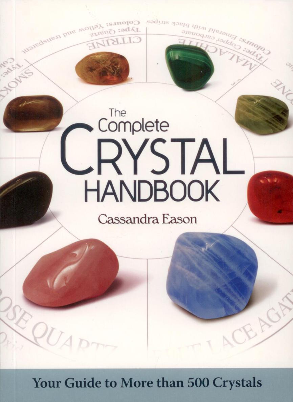 Book The Complete Crystal Handbook