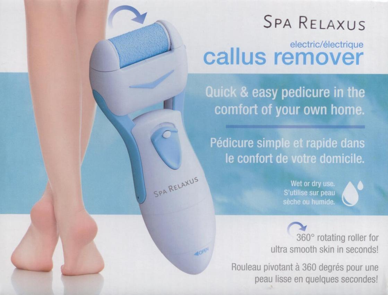 Spa Relaxus Callus Remover
