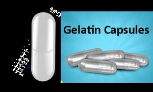 Capsules Gelatin