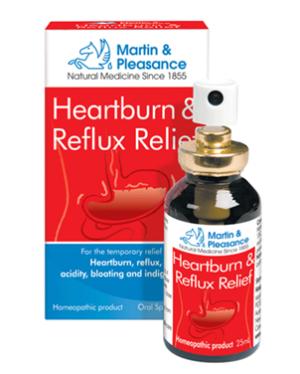 Martin&Pleasance Heartburn Spray