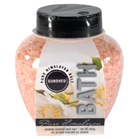 Himalayan Bath Salt Jasmine 850g